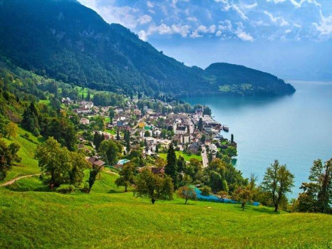 روعة سويسرا