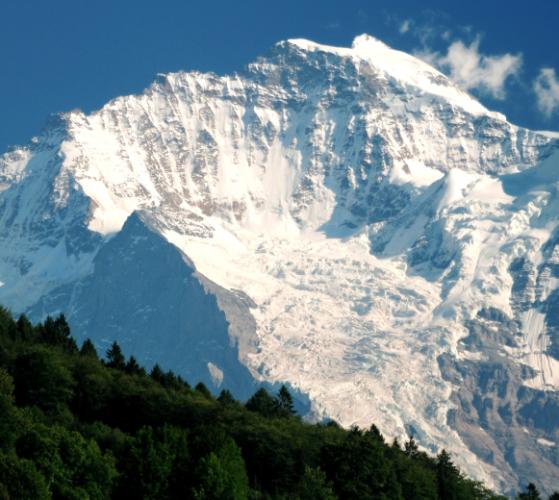 جبال منطقة يان فرو