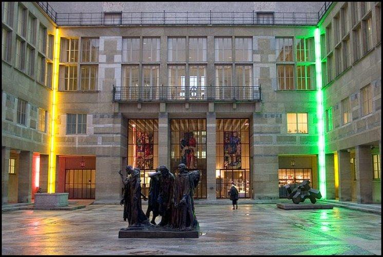 متحف بازل للفن Kunst Museum Basel