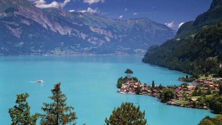 بحيرة برينز سويسرا