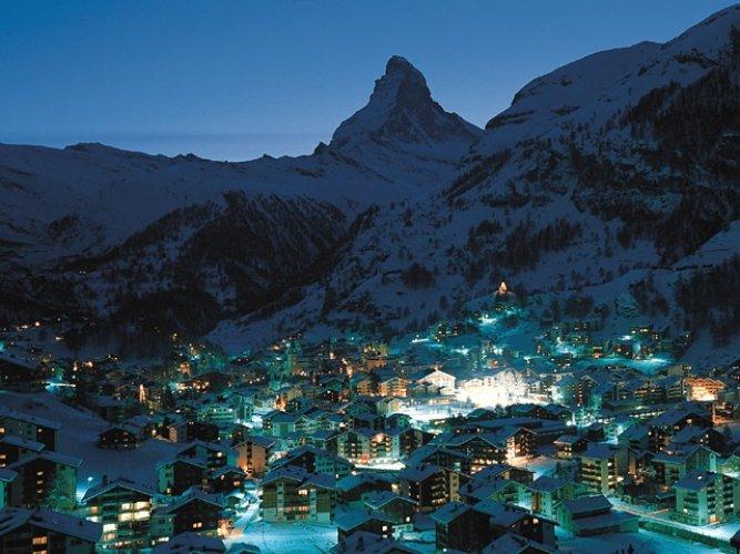 زيرمات جنة الهدوء السويسرية