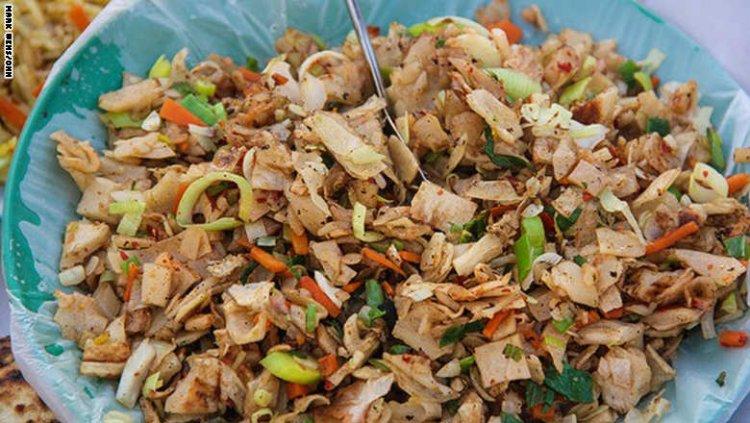 أشهر أكلات سيريلانكا