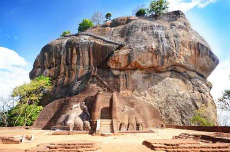 قصر سيجيريا في سريلانكا
