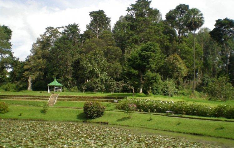 مدينة نوراليا في سريلانكا