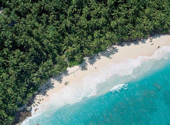 شواطئ جزيرة فريجات