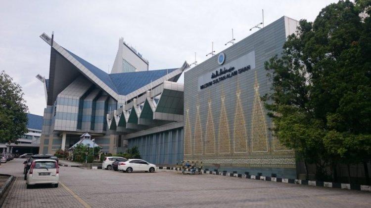 متحف السلطان شاه علام في سيلانجور