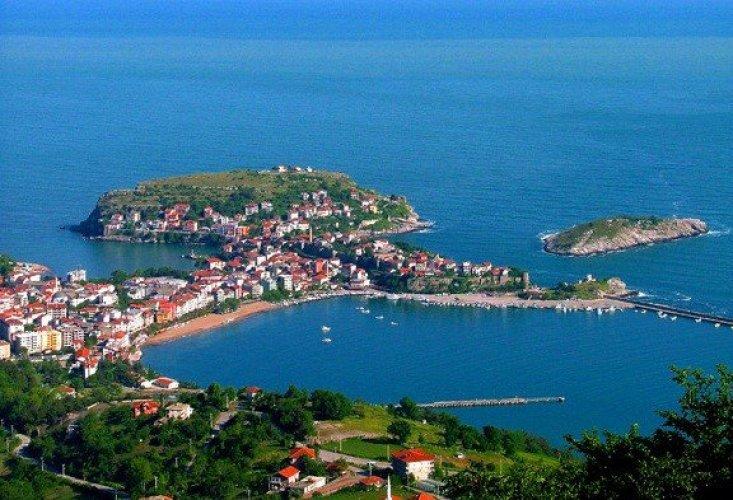 مدينة سينوب في تركيا