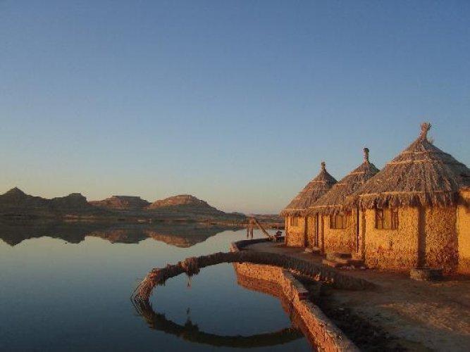 فنادق بحيرة طغاغين