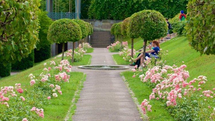 حديقة فيلهيلما النباتية والحيوانية