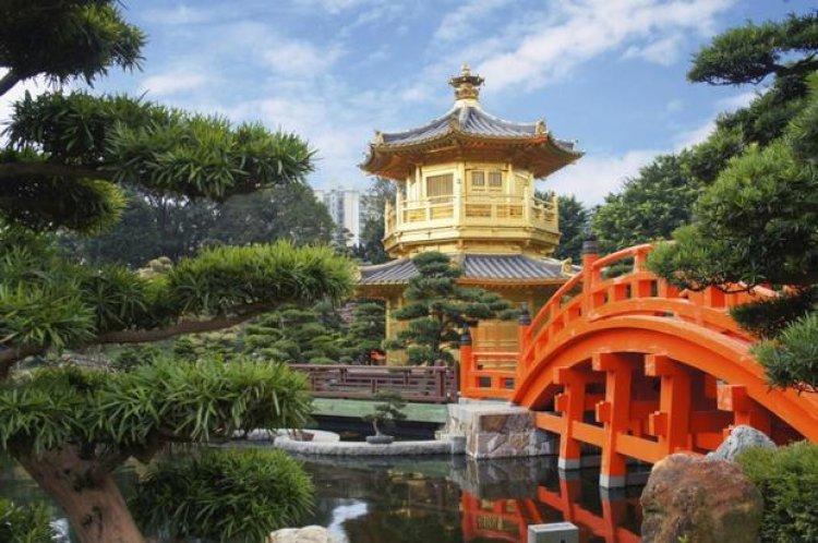 التقاط الصور التذكارية الخالدة في حديقة يويوان