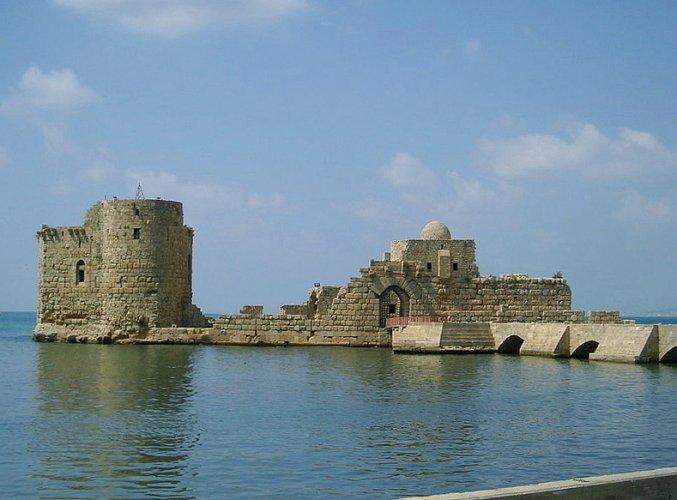 قلعة صيدا