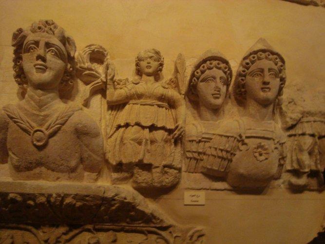 آثار متحف الاردن