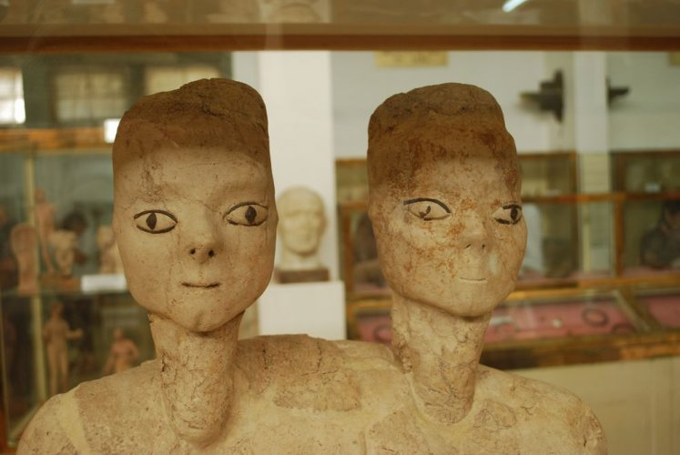 من داخل متحف الاردن