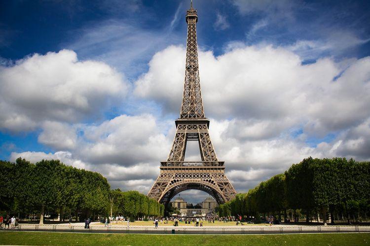 برج ايفل فرنسا