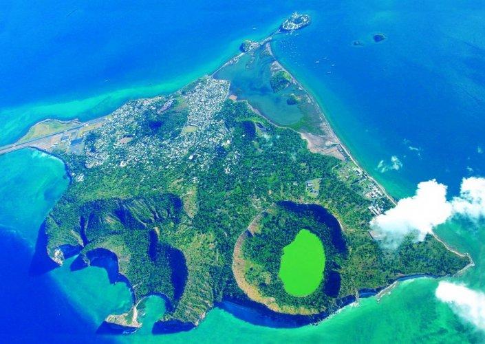 جزيرة مايوت الفرنسية