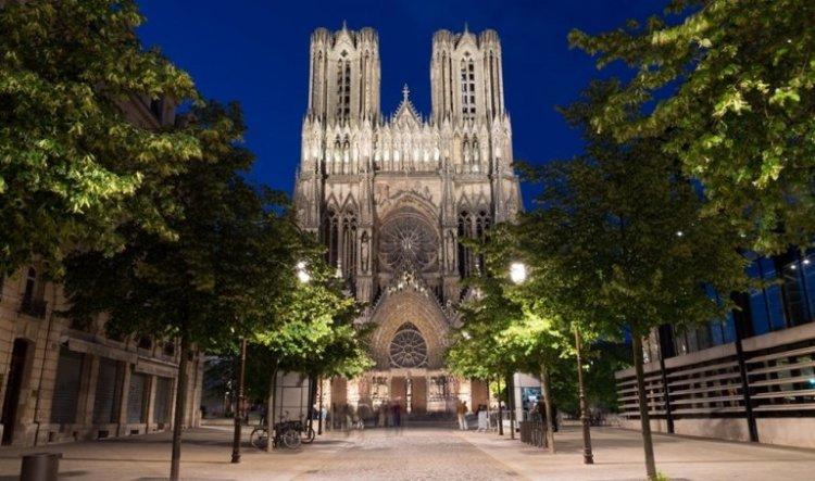 كاتدرائية نوتردام ريمس