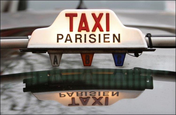 التاكسي في فرنسا