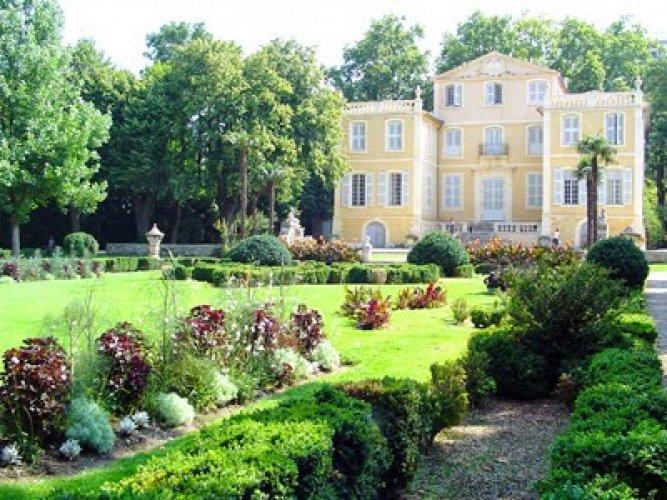 حديقة ماجالون Magalone Garden في مرسيليا