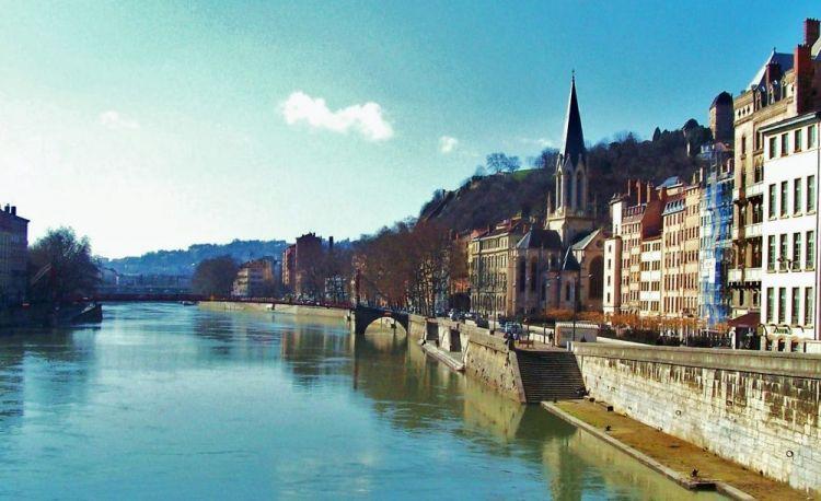 مدينة ليون فرنسا