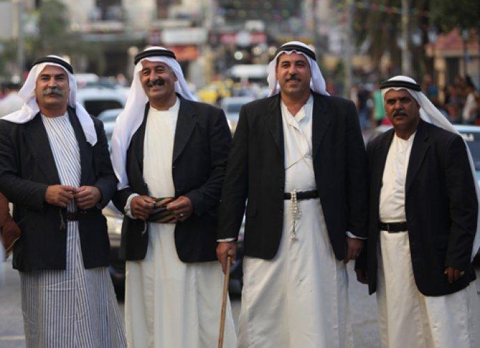 الزي التقليدي للرجال في فلسطين