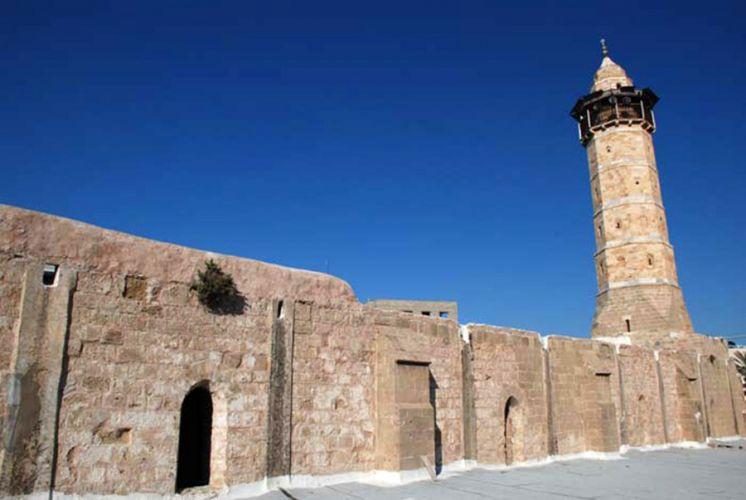 المسجد العمري الكبير في غزة