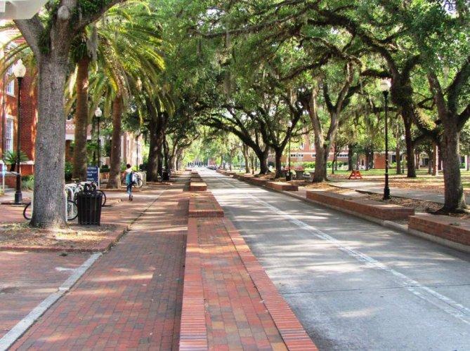 مدينة غينزفيل في فلوريدا