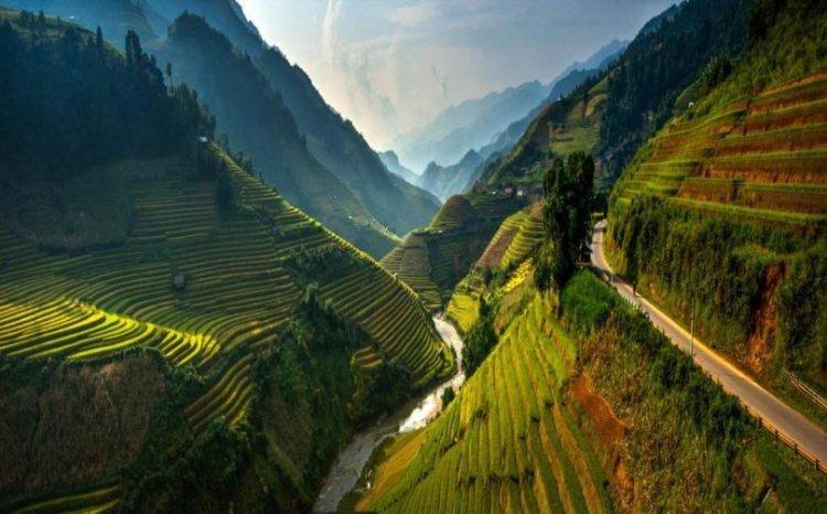 جبل فانسيبان فيتنام