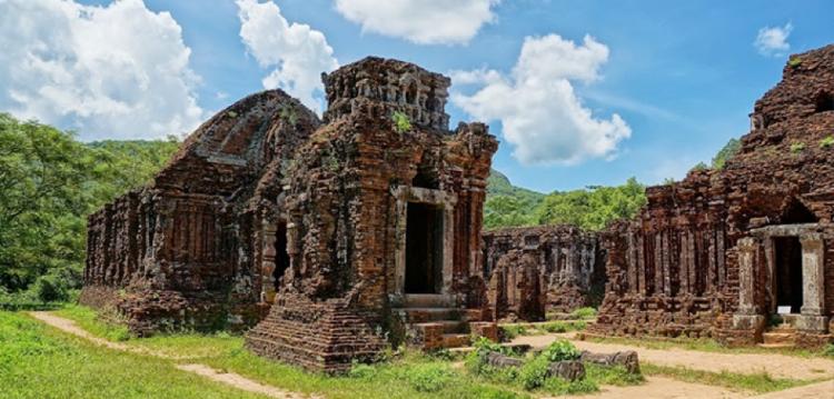 معبد ماى سون دا نانغ