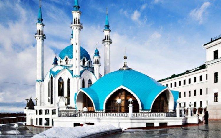 مسجد قول شريف بكازان