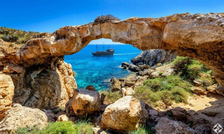 المناظر الطبيعية في قبرص