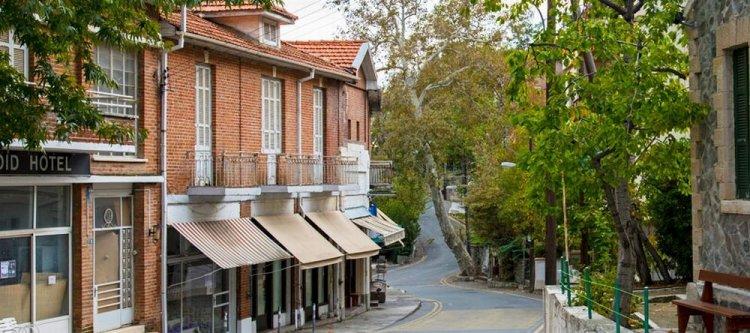 مدينة بلاتريس في قبرص