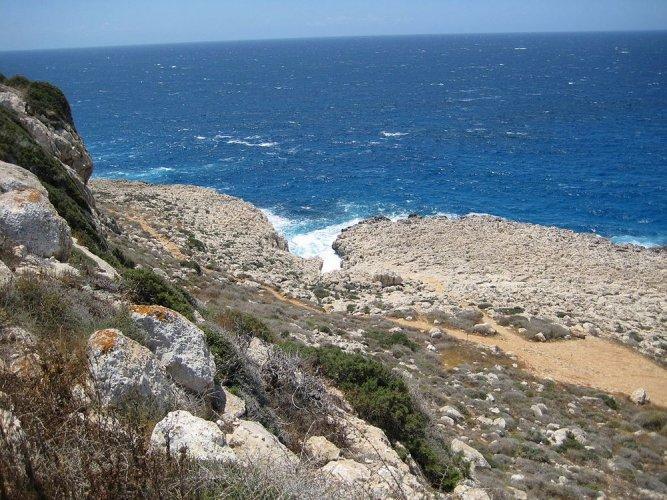 كاب غريكو في قبرص