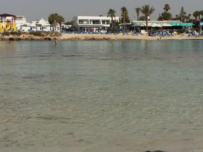 مدينة أيا نابا في قبرص