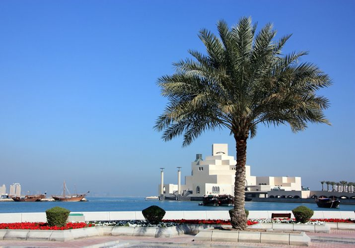 كورنيش الدوحة قطر