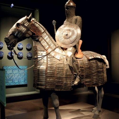 من معروضات متحف الفن الإسلامي الدوحة - قطر