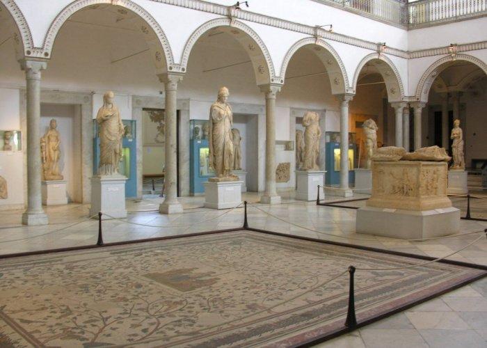 من داخل متحف قلالة