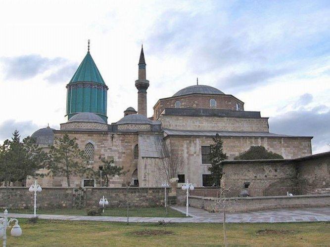 متحف مولانا في قونية - تركيا