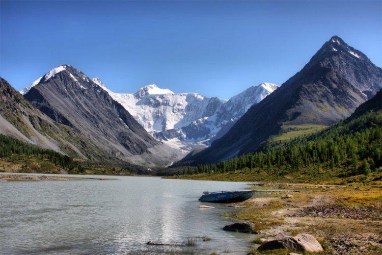 جبل بيلوكا في كازاكستان