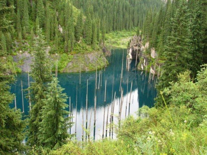 بحيرة كايندي