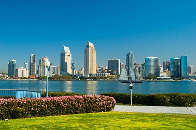 مدينة سان دييغو في كاليفورنيا