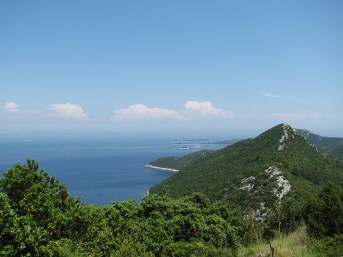 سحر الطبيعة في لاستوفو كرواتيا