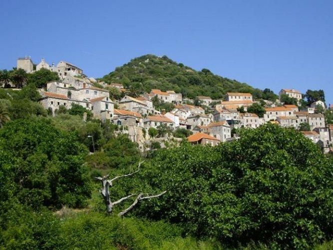 قرية لاستوفو كرواتيا