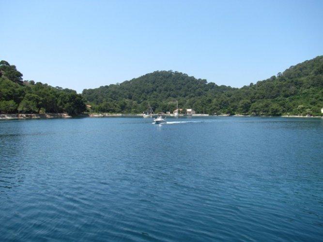 جزيرة لاستوفو كرواتيا