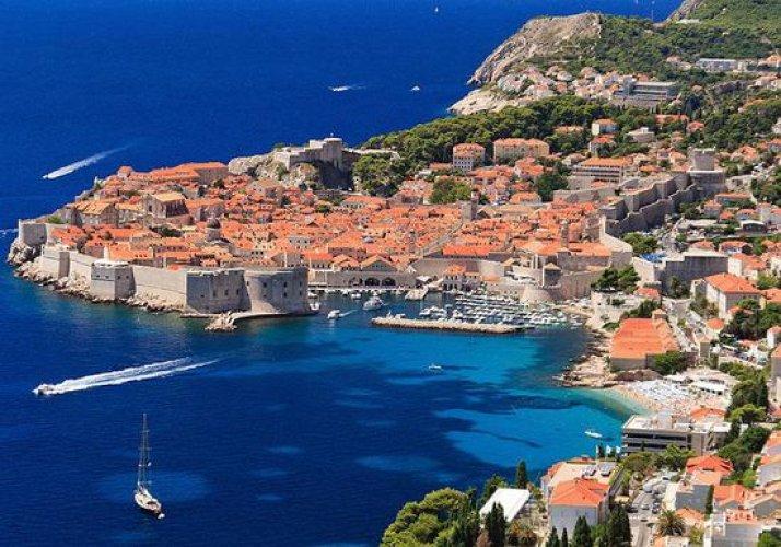مدينة دوبروفنيك في كرواتيا