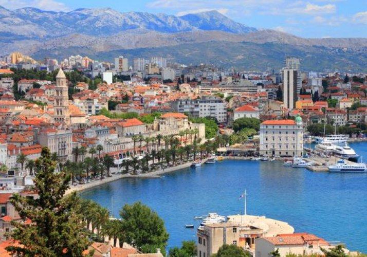 مدينة سبليت في كرواتيا