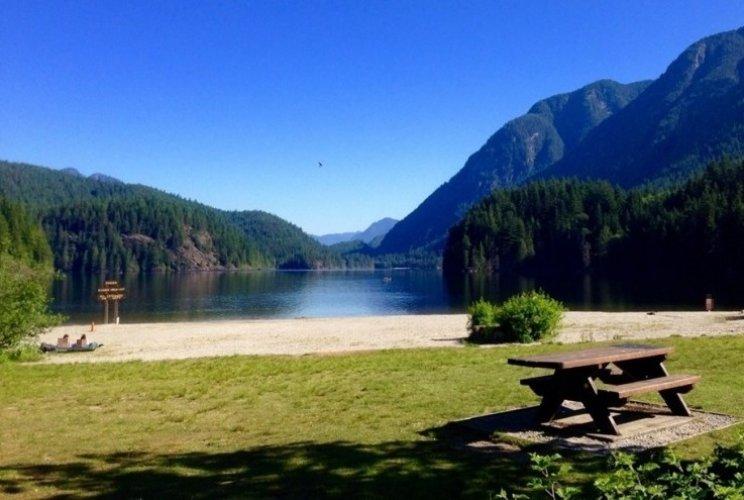 بحيرة بونتن في كندا