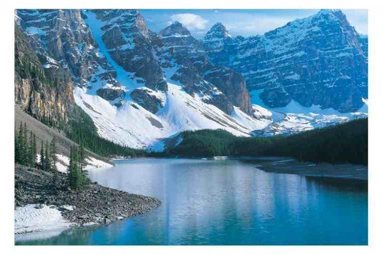 جبال روكي إحدى عجائب الطبيعة