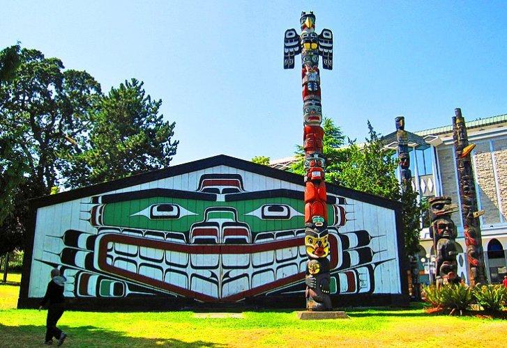 متحف رويال في مدينة فكتوريا كندا