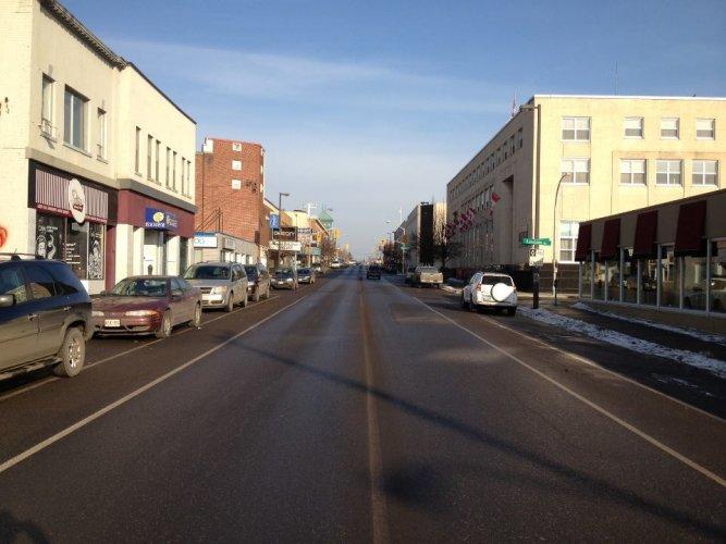 مدينة ثاندر باي في مقاطعة أونتاريو الكندية