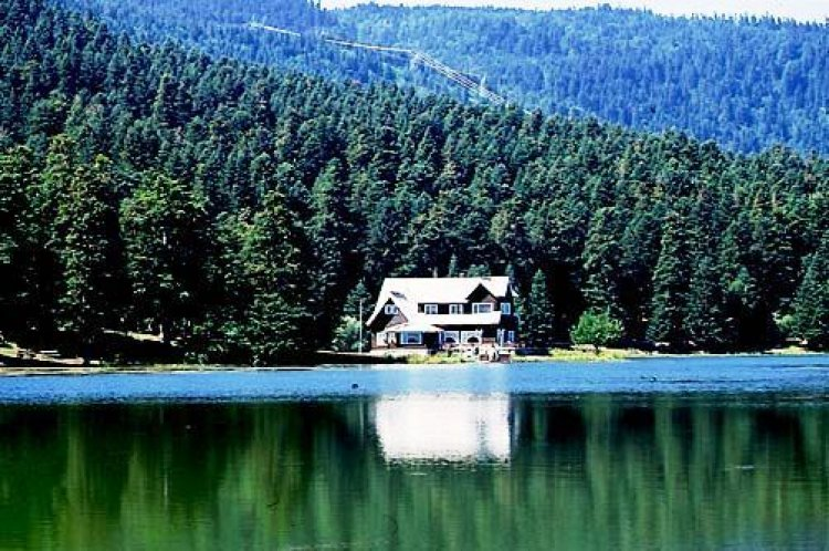 بحيرة إيري في كندا